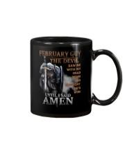 February  Man Mug thumbnail