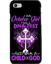 October Girl Phone Case thumbnail