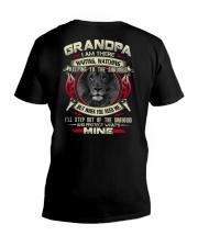 Grandpa V-Neck T-Shirt thumbnail