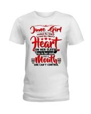 June Girl Ladies T-Shirt thumbnail