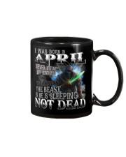 April Man Mug thumbnail