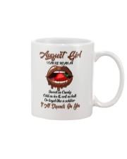 August Girl Mug thumbnail