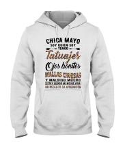 May Girl Hooded Sweatshirt front