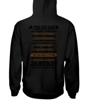 January Man Hooded Sweatshirt tile