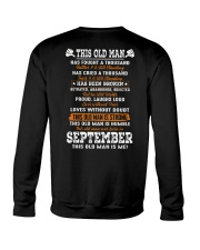 September Man Crewneck Sweatshirt tile