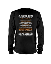 September Man Long Sleeve Tee tile