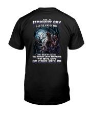 February Man Classic T-Shirt back