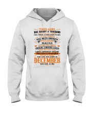 December Girl Hooded Sweatshirt thumbnail
