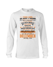 December Girl Long Sleeve Tee thumbnail
