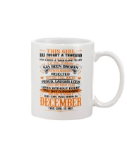 December Girl Mug thumbnail