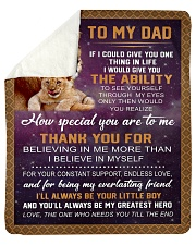 """This is perfect gilf for dad Sherpa Fleece Blanket - 50"""" x 60"""" thumbnail"""