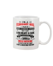 February Girl Mug thumbnail