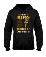 March king5 Hooded Sweatshirt thumbnail