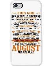 August Girl Phone Case thumbnail