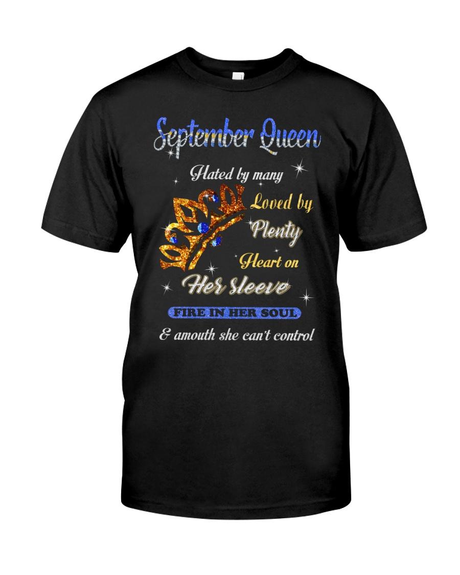 September Queen Classic T-Shirt