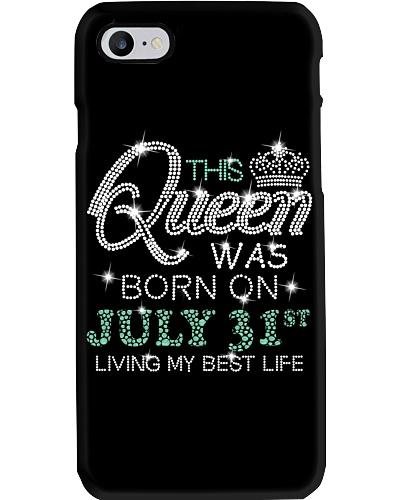 July Queen 31st