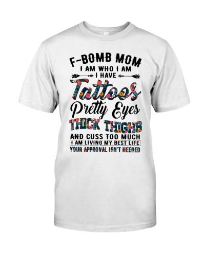 F-Bomb Mom