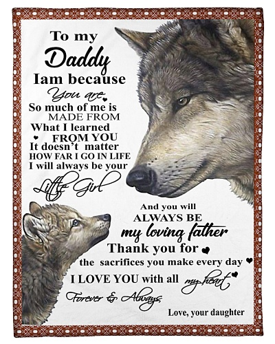 To My Daddy