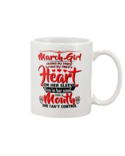 March Girl Mug thumbnail