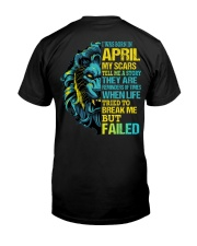 April Man Premium Fit Mens Tee thumbnail