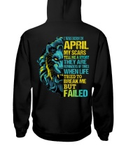 April Man Hooded Sweatshirt thumbnail