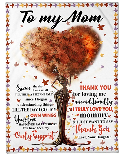To My Mom