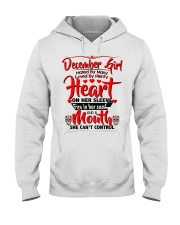 December Girl Hooded Sweatshirt front