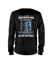 November Man Long Sleeve Tee thumbnail