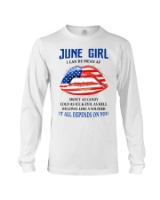 June Girl Long Sleeve Tee thumbnail
