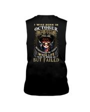 October Man Sleeveless Tee thumbnail
