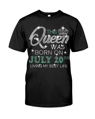 July Queen 20th