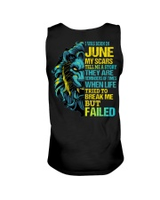 June Man Unisex Tank tile