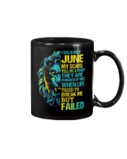 June Man Mug tile