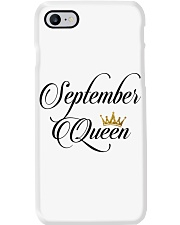 September Aqueen Phone Case thumbnail