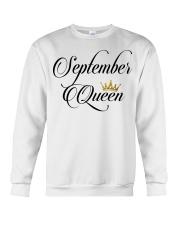 September Aqueen Crewneck Sweatshirt thumbnail