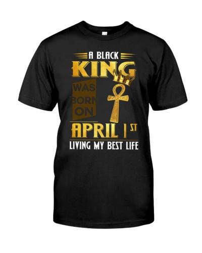 April king1