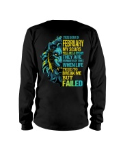 February  Man Long Sleeve Tee thumbnail