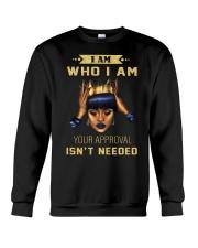 I am Who I am Crewneck Sweatshirt thumbnail