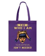 I am Who I am Tote Bag thumbnail