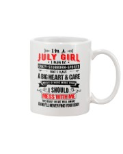 July Girl Mug thumbnail
