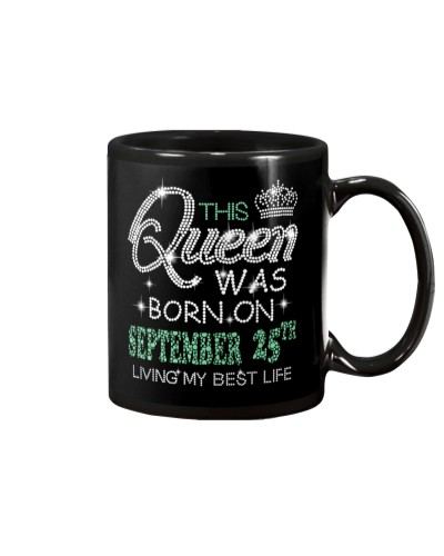 September 25th Thisqueen