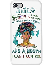 July Woman Phone Case thumbnail