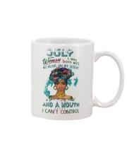 July Woman Mug thumbnail