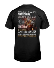 December Man Premium Fit Mens Tee thumbnail