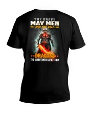 May Man V-Neck T-Shirt thumbnail