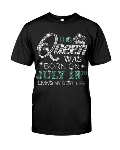 July Queen 18th