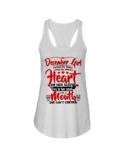 December Girl Ladies Flowy Tank thumbnail