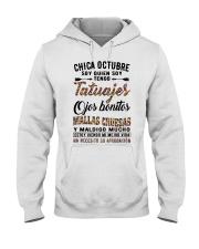 October Girl Hooded Sweatshirt front