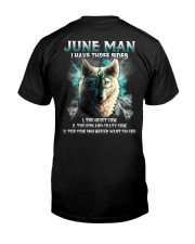 June Man Premium Fit Mens Tee thumbnail