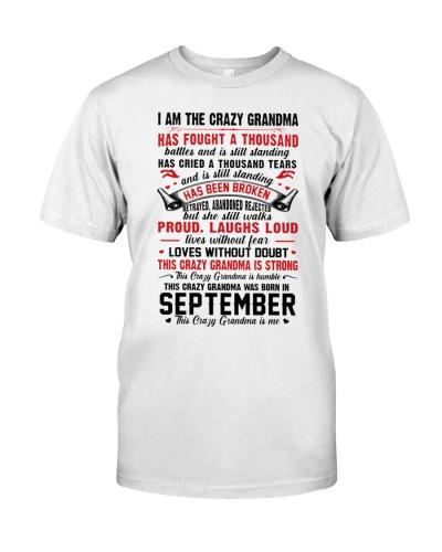 September Grandma